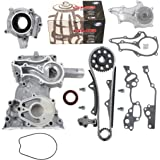 NEW TK10120TCWPOP HD Timing Chain Kit (2 Heavy Duty Metal Guides & Bolts) with