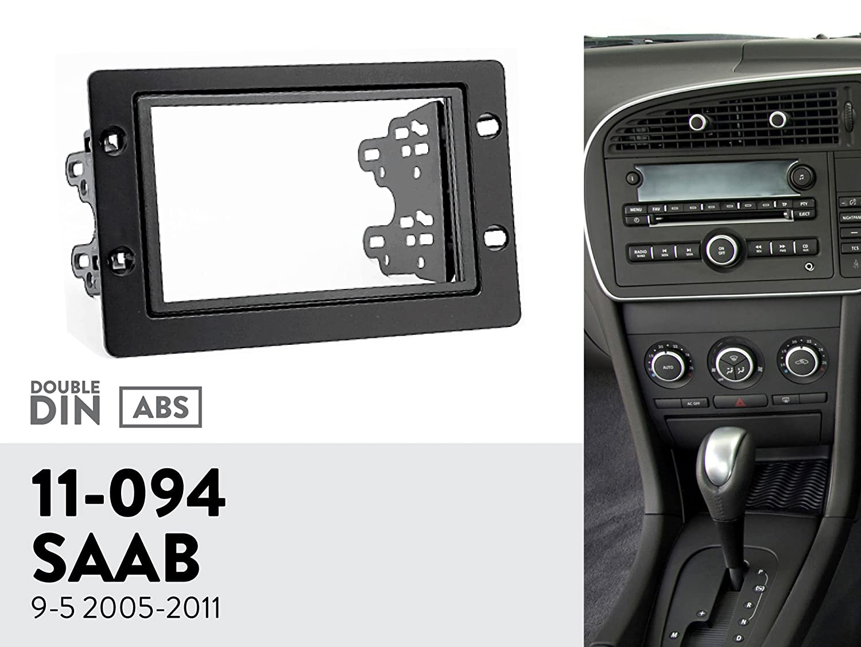 Amazon.com: 11-093 UGAR Radio Installation Mounting Kit for SAAB 9-3 2007+:  Car Electronics