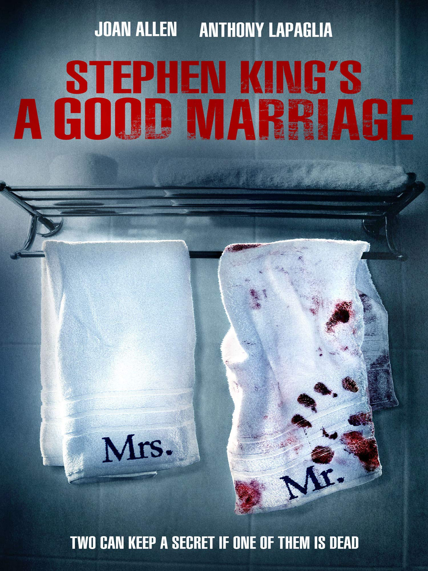 Stephen King's A Good Marriage on Amazon Prime Video UK