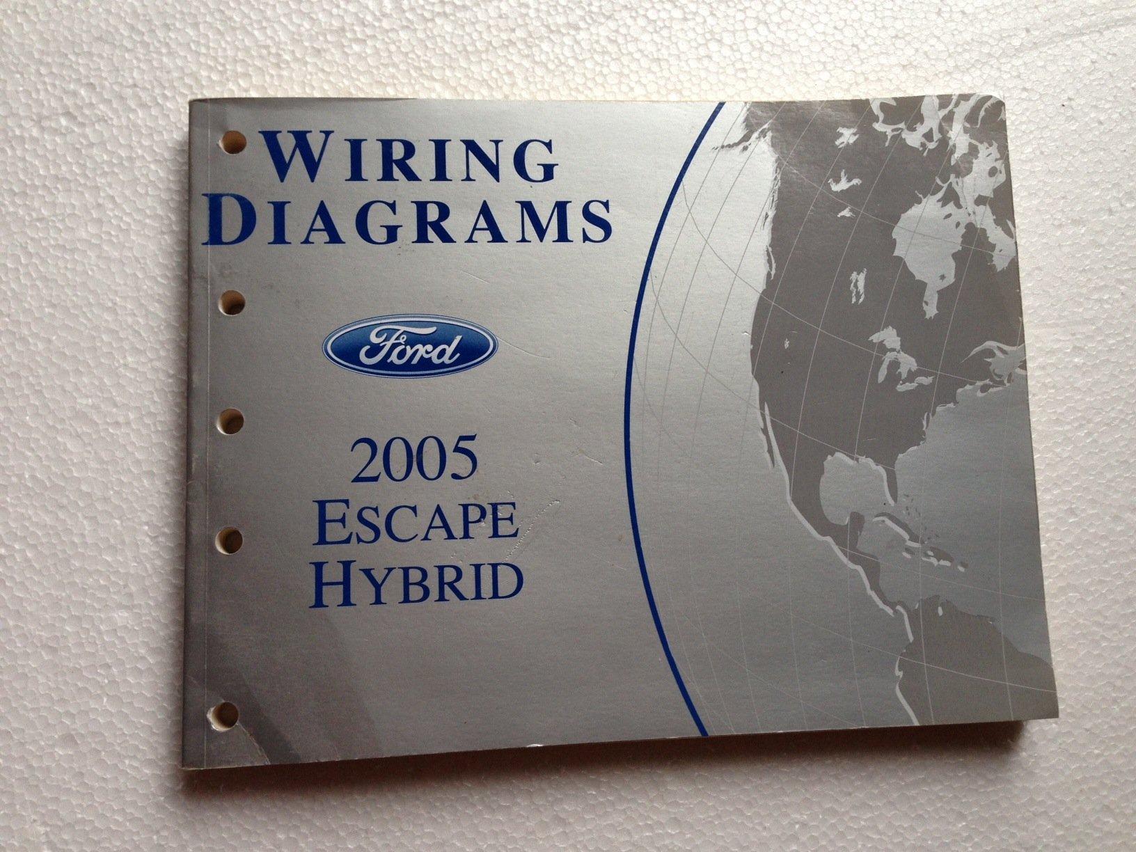 2005 Escape Wiring Diagram - Wiring Diagrams