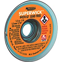 Super Wick Libre de Plomo, 1.5mm