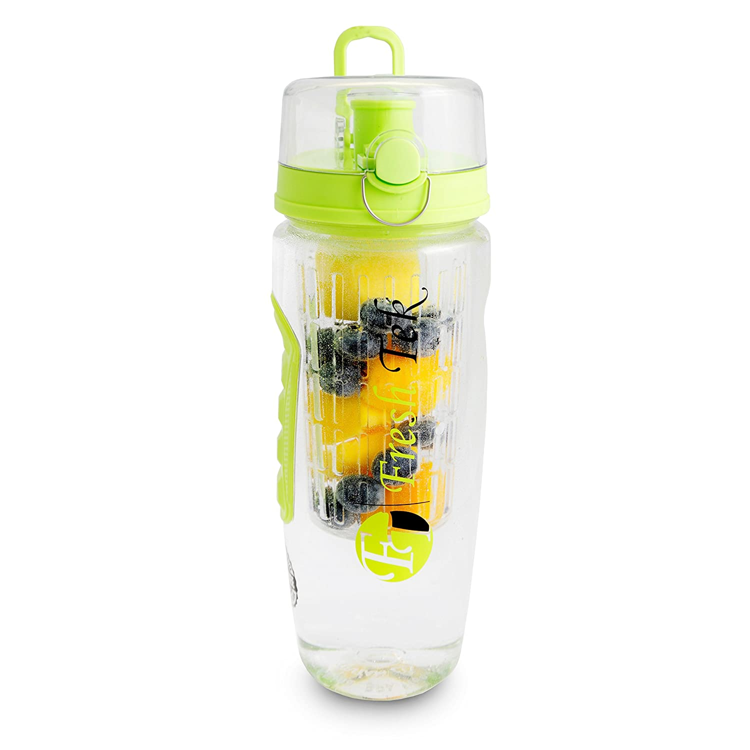 FreshTek Largest Infuser Sport Water Bottle