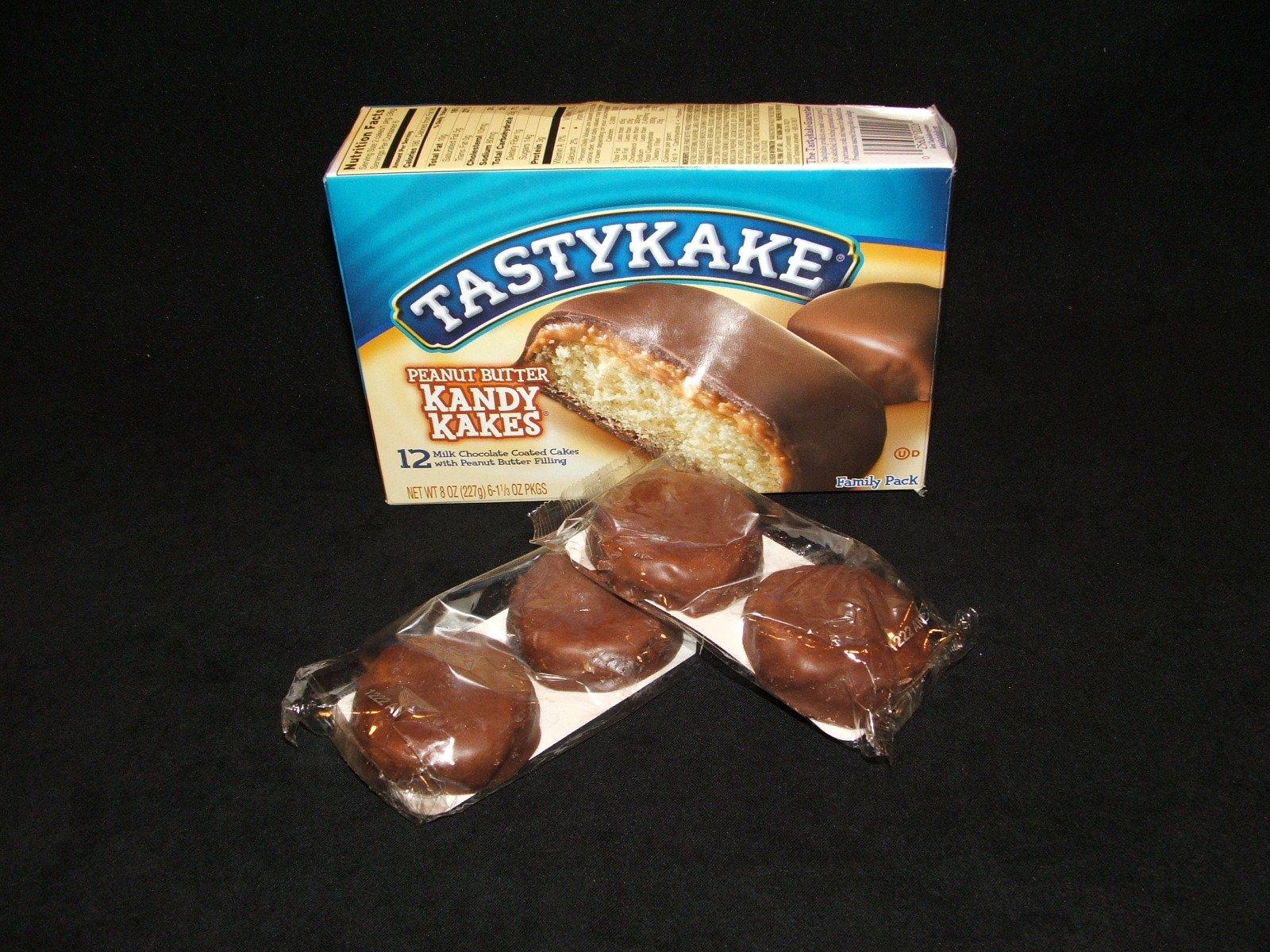 Chocolate Peanut Butter Tasty Cake