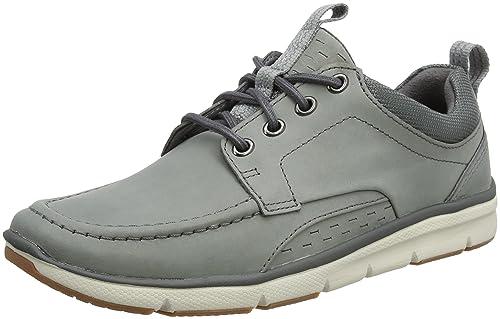 Clarks Orson Bay, Zapatillas para Hombre: Amazon.es: Zapatos y complementos