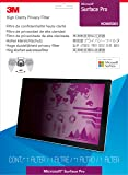 3M HCNMS003 High Clarity Privacy Filter for Microsoft Surface Pro