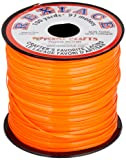 Pepperell Rexlace Plastic Craft Lace, 3/32-Inch