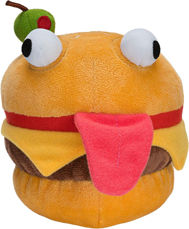 Amazon Com Fortnite 5 Durrr Burger Plush Toys Games Check out fortnite burger a universal time. fortnite 5 durrr burger plush