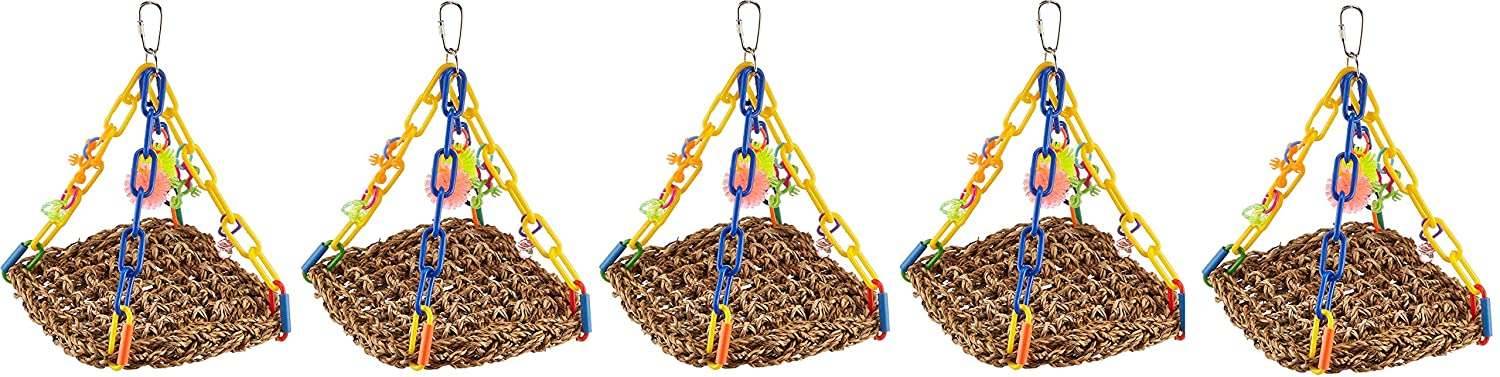 Super Bird Creations Mini Flying Trapeze Toy for Birds SB747