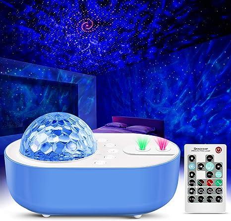 Star Sky Projection Light USB LED Galaxy Projector Lamp Night Quality O0E9