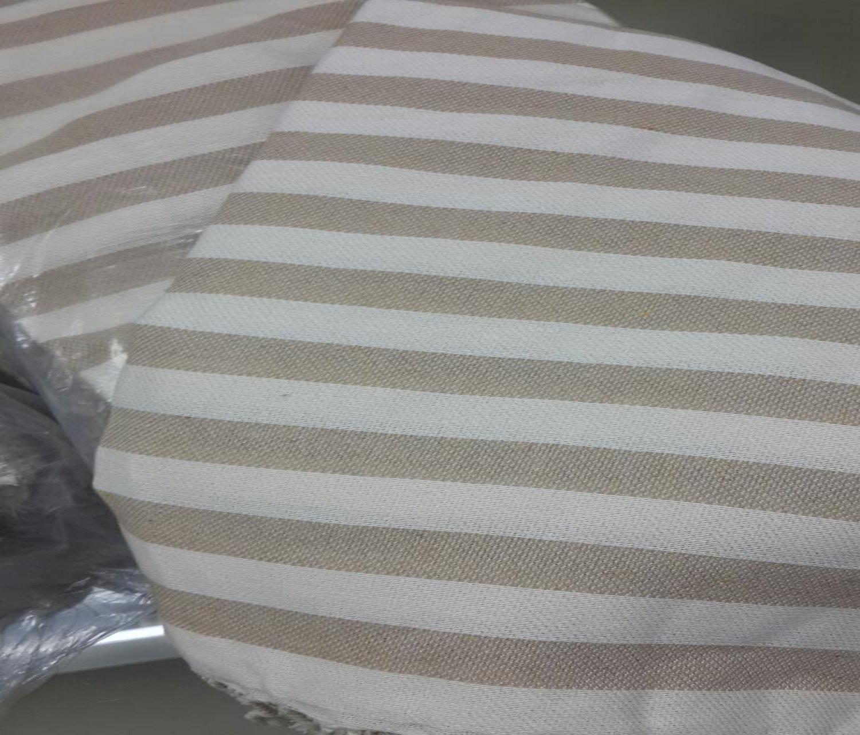 Ruela Turkish Towel Peshtemal Bathrobe for Hamam Spa Pool Massage Sauna Beach Yacht Gym Fitness Kitchen Yoga Baby Towel Picnic Blanket 100% Cotton Table Throw Sarong Kikoy Fouta - Light Brown Zebra