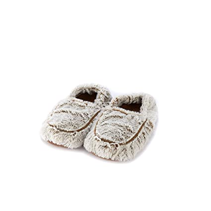 Warmies - Zapatillas de golf, color beige