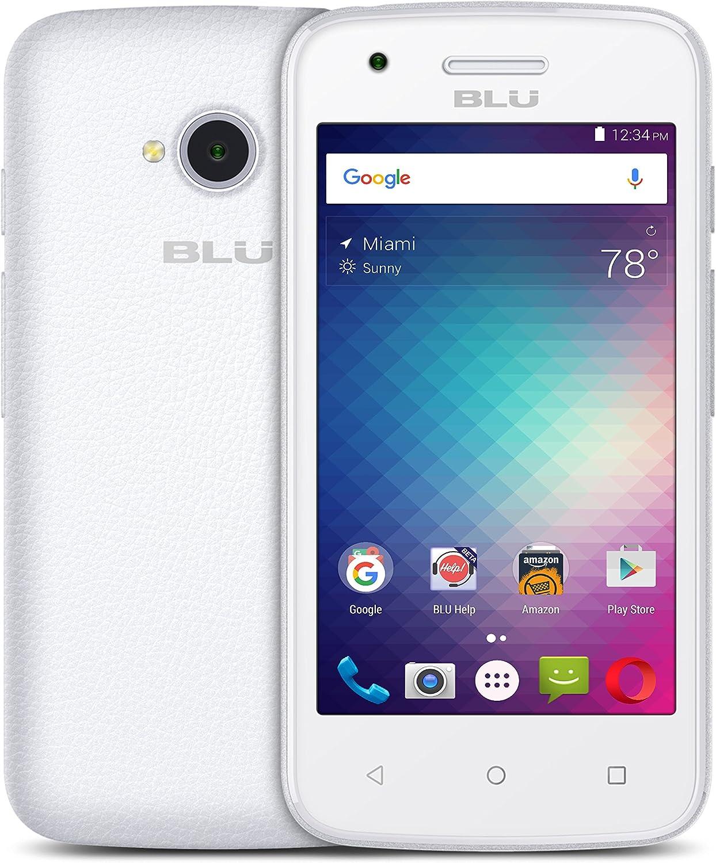 BLU Dash L2 D250U gsm Desbloqueado Quad-Core Smartphone w/Marshmallow: Amazon.es: Electrónica