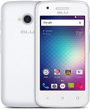 BLU Dash L2 D250U gsm Desbloqueado Quad-Core Smartphone w ...