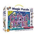 Galt Toys,  Magic Puzzle - Haunted House
