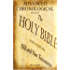 Advanced Chronological Study of the Holy Bible Containing the Old and New Testaments