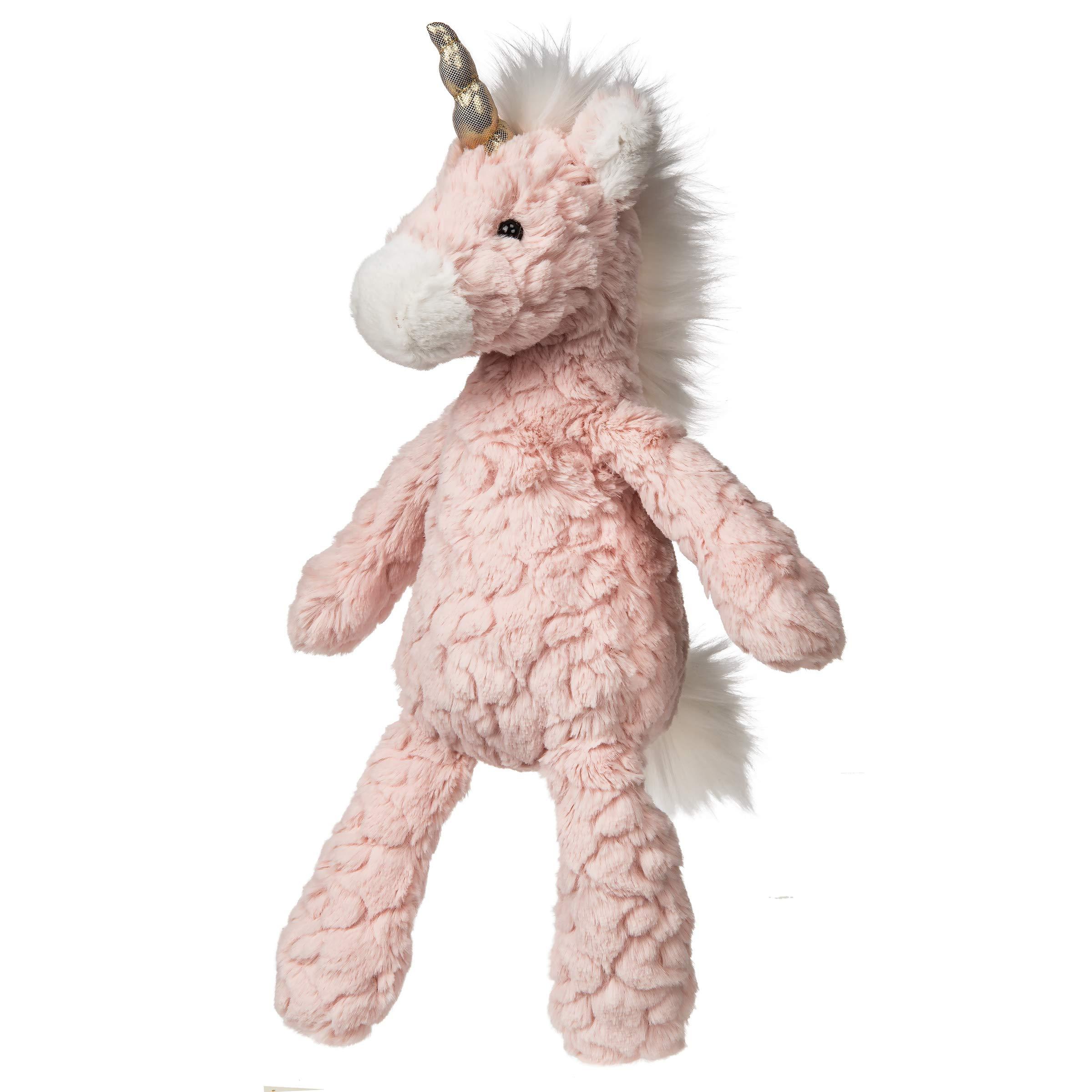 Mary Meyer Blush Putty Stuffed Animal Soft Toy, Unicorn, 13-Inches by Mary Meyer