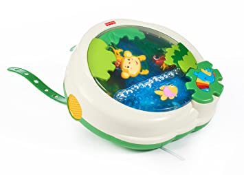 Amazon Com Fisher Price Rainforest Waterfall Peek A Boo Soother