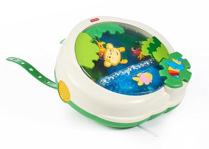 Mattel Fisher Price - Caja de música con sonido de cascada ...