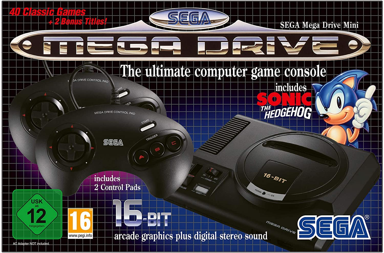 best Mega Drive accessories - SEGA Mega Drive mini