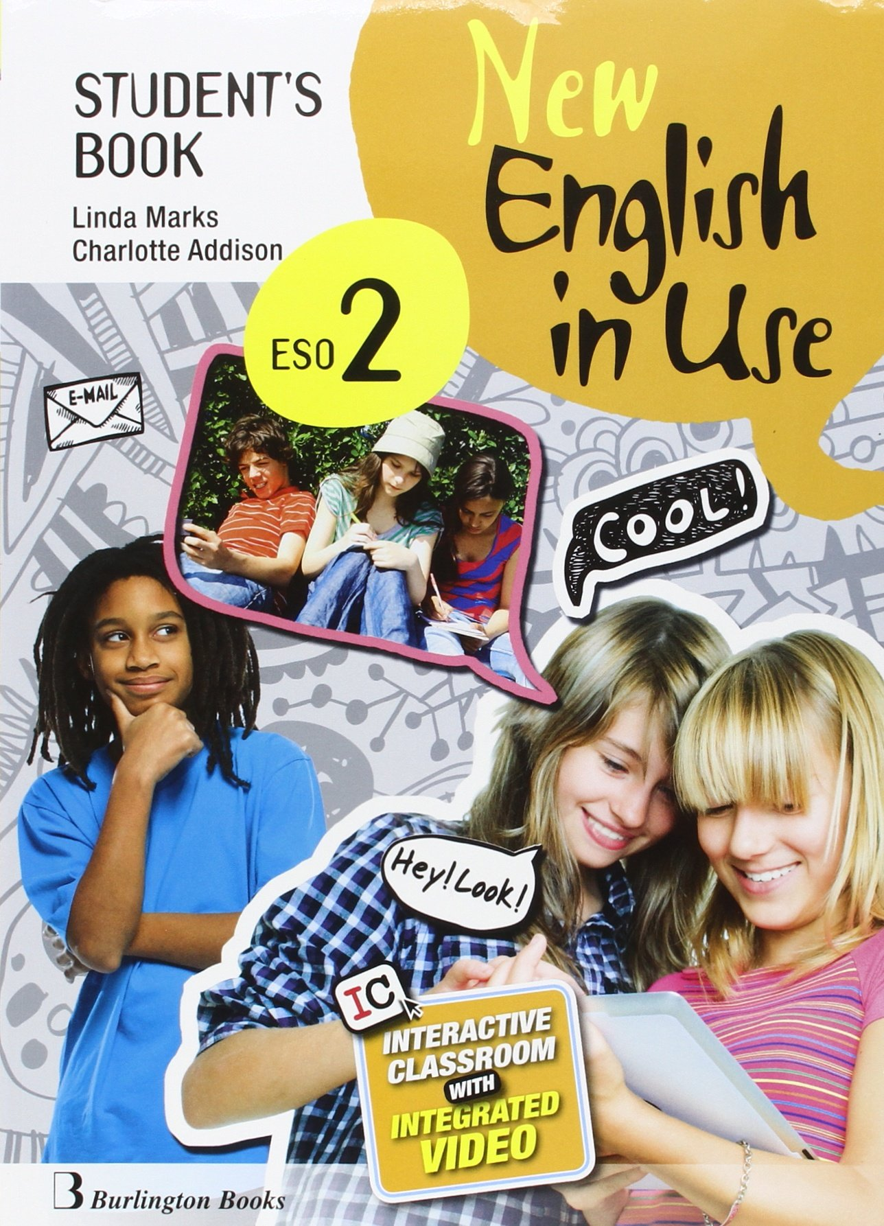 New English in Use ESO 2 Students Book: Amazon.es: Linda; Addison, Charlotte Marks: Libros en idiomas extranjeros