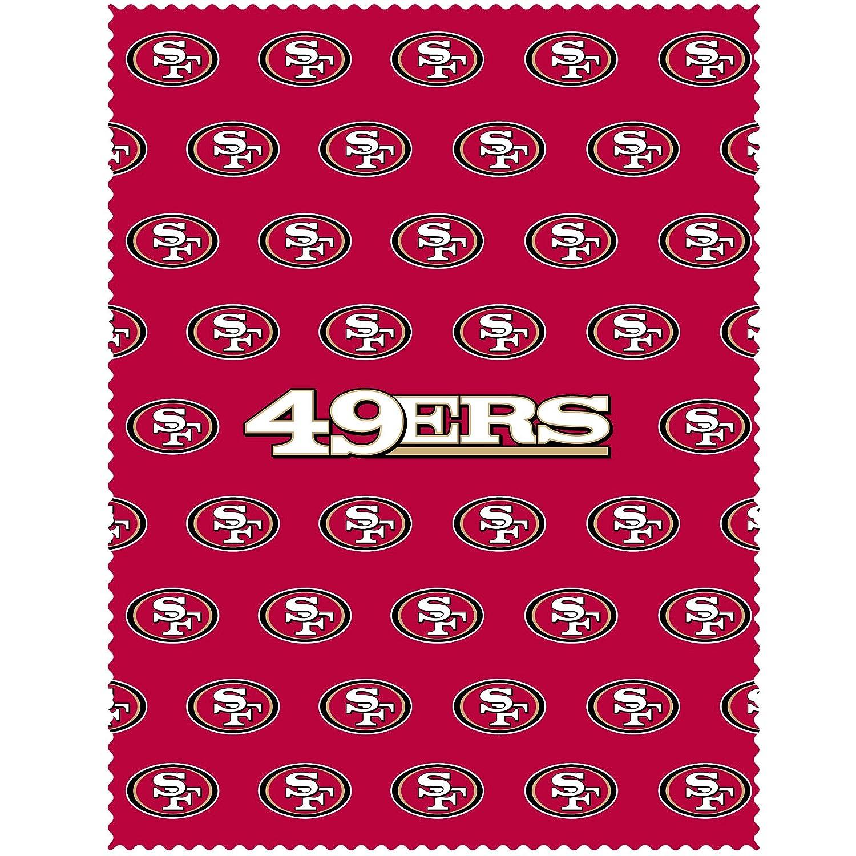 NFL San Francisco 49Ers iPad Microfiber Cleaning Cloth