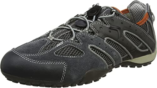 Geox Herren Uomo Snake J Low Top
