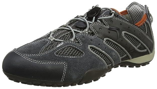 Geox Herren Uomo Snake J Sneaker