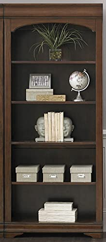 Liberty Furniture Chateau Valley 5 Shelf Bunching Bookcase