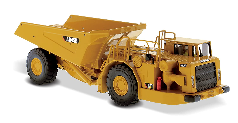 Caterpillar 85191 Diecast Model 1:50 Cat AD45B Underground Articulated Truck