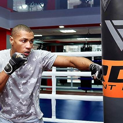 RDX Cuero MMA Guantes Lucha Libre UFC Sparring Artes Marciales ...
