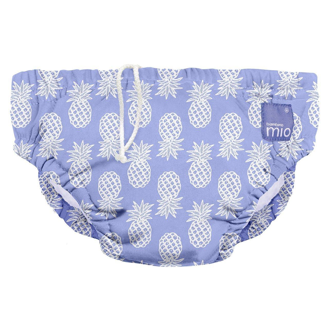 Bambino Mio Large Reusable Swim Nappy Blue Tail Multicolour 1-2 Years