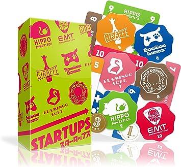 Oink Games Startups - juego de mesa en castellano: Amazon.es: Juguetes y juegos