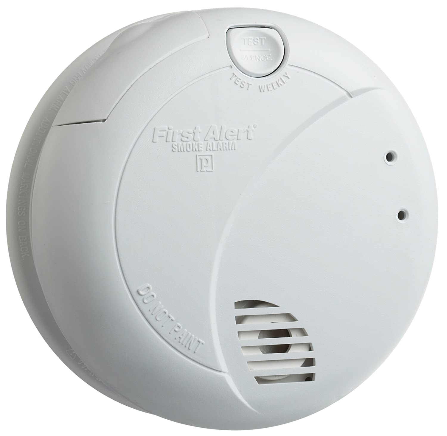 70 off first alert brk 7010 hardwire smoke alarm with photoelectric sensor. Black Bedroom Furniture Sets. Home Design Ideas