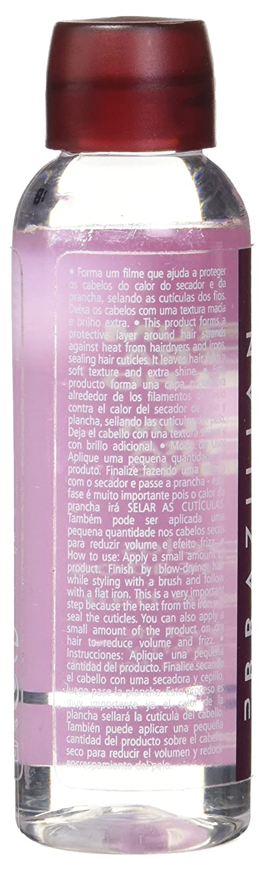 Amazon.com : Nunaat Naat Brazilian Keratin Serum Ultra Shine, 6 Count : Hair Styling Serums : Beauty