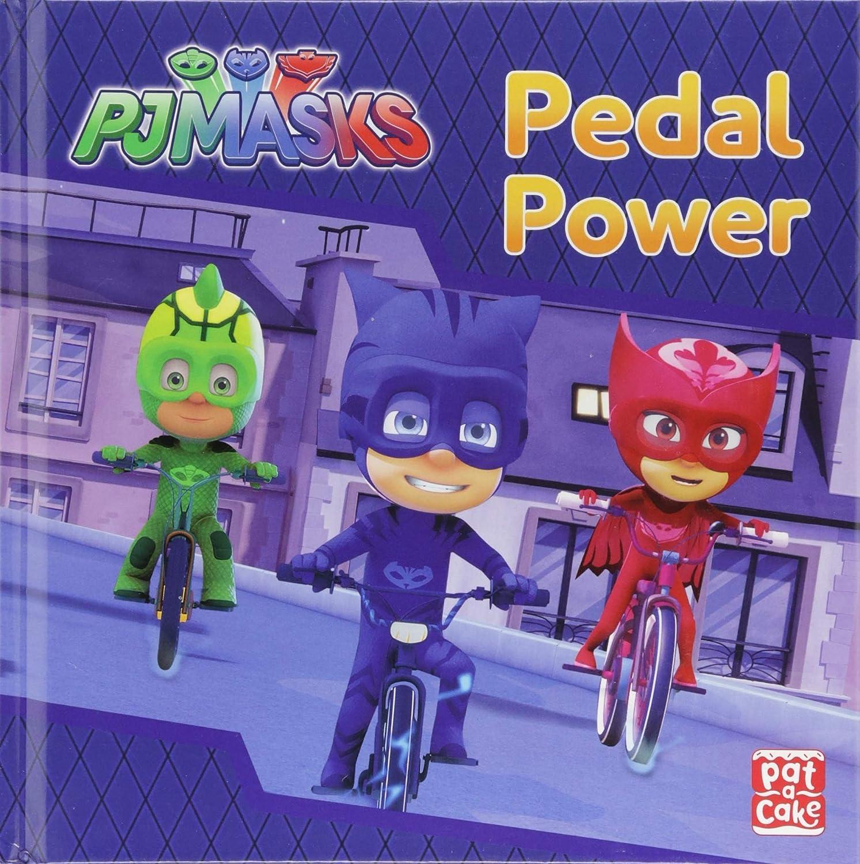PJ Masks Pedal de potencia con Catboy Owlette Gekko : Amazon ...