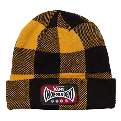 Vans X Independent Beanie at Amazon Men s Clothing store  94dbf17db79