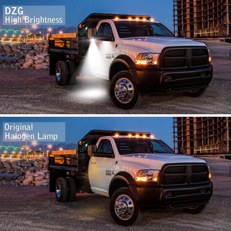 millenniumpaintingfl.com Pack of 2 DZG LED Side Mirror Puddle ...