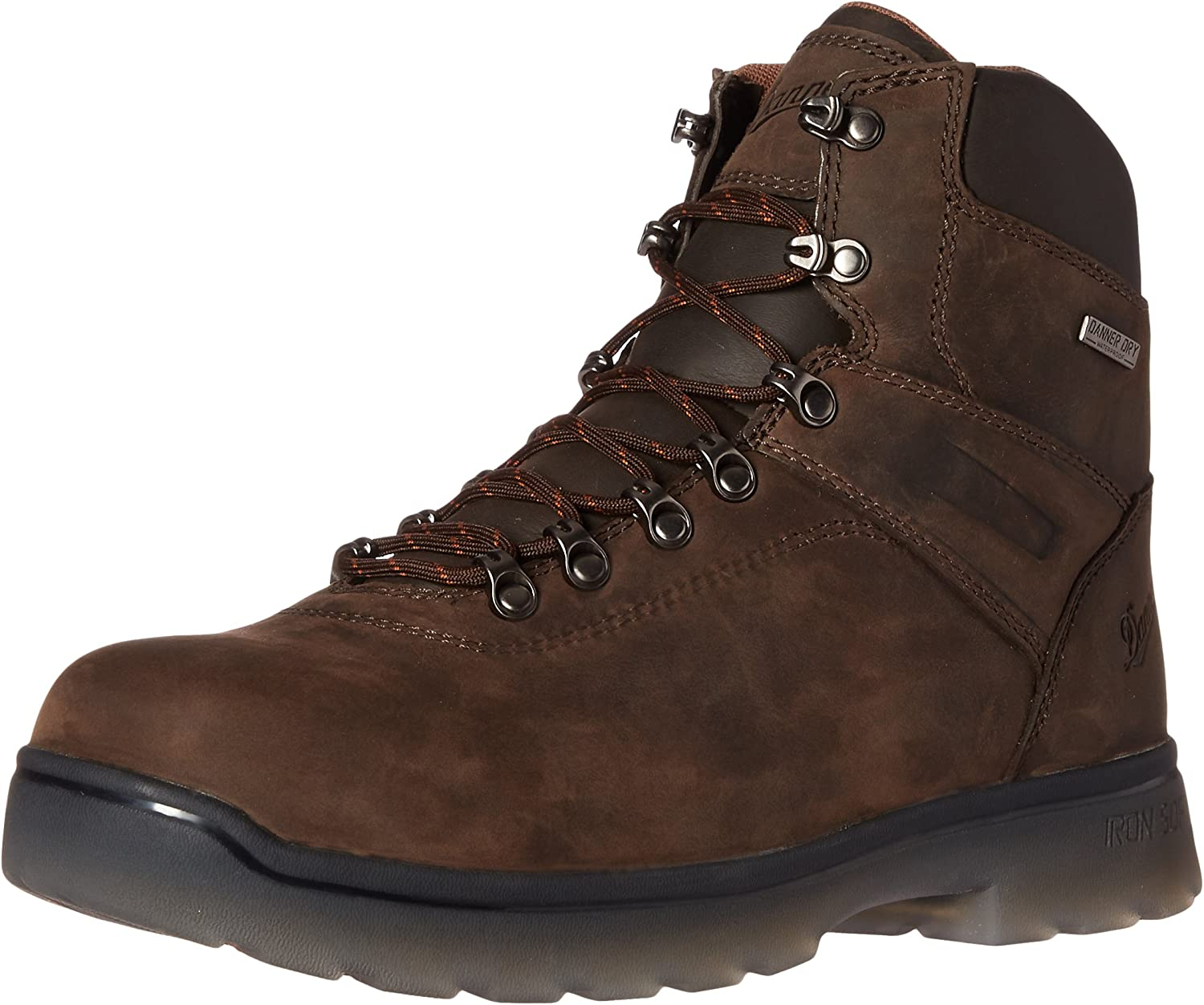 Danner Mens Ironsoft 6 Inch NMT Work Boot
