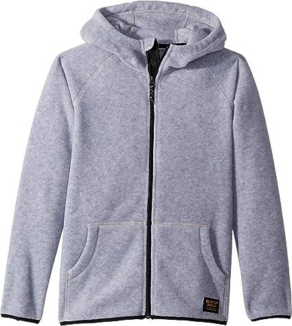 110da28dc Amazon.com  Burton Kids  Spark Full-zip Fleece Hoodie  Sports   Outdoors