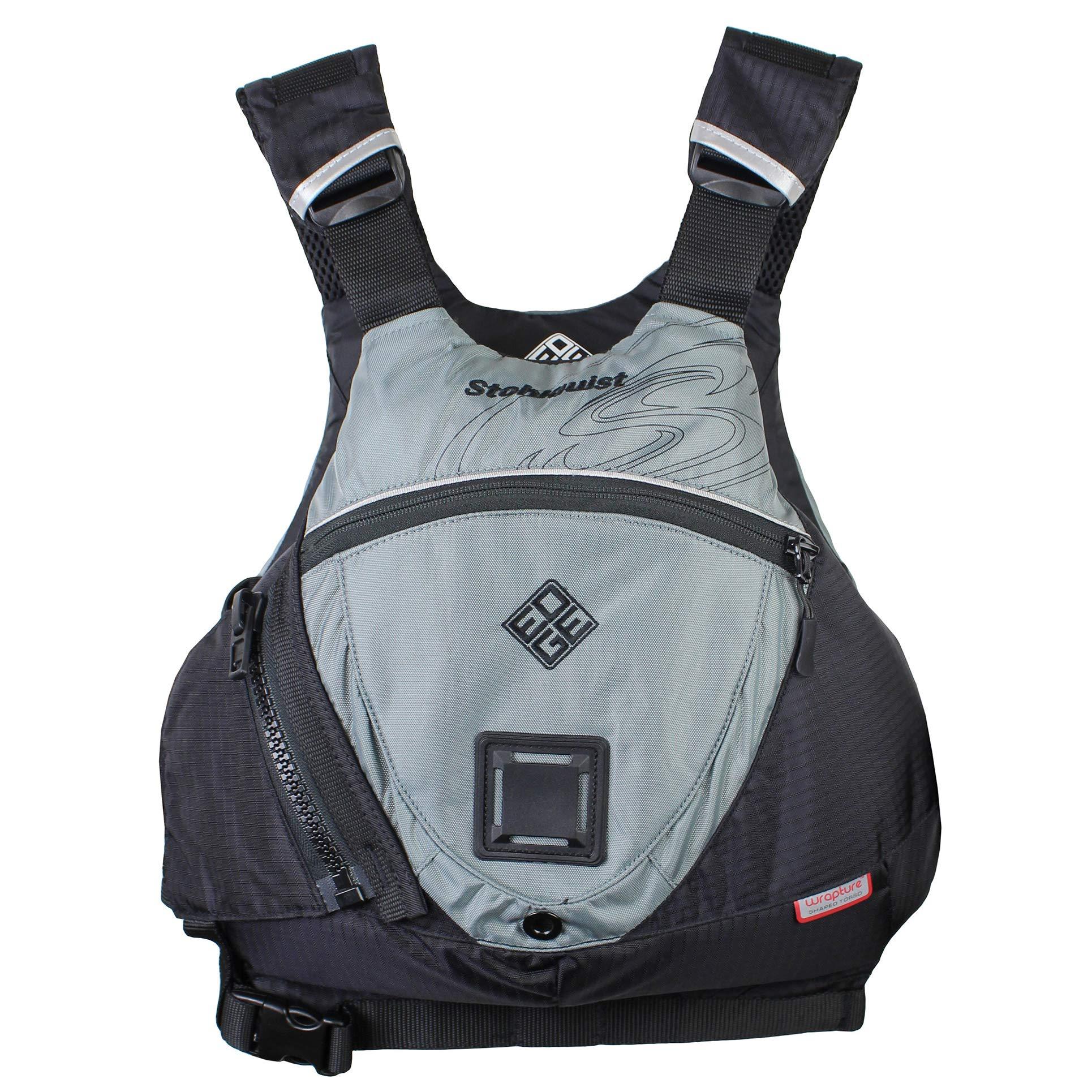 Stohlquist Edge Kayak Lifejacket-Gray-XXL