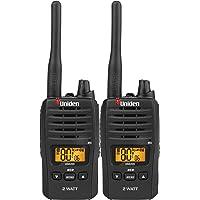 Uniden - UH820S-2-80 Channels 2 Watt UHF Handheld Radio
