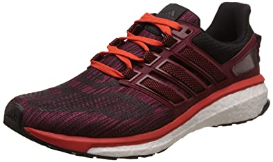 sports shoes 776b3 4bf58 Adidas Energy Boost 3 m – Chaussures de Running Homme, Rouge – (Buruni