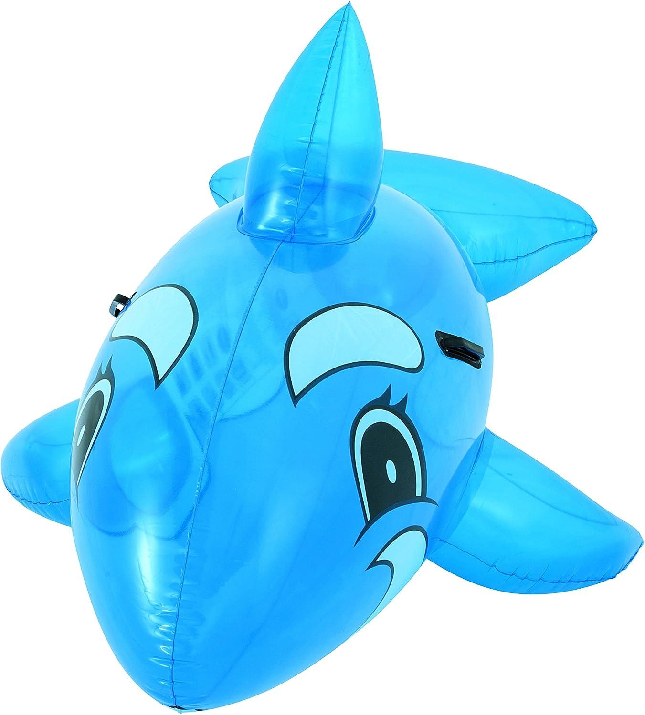 bestway transparent whale rider 160cm amazon co uk toys u0026 games