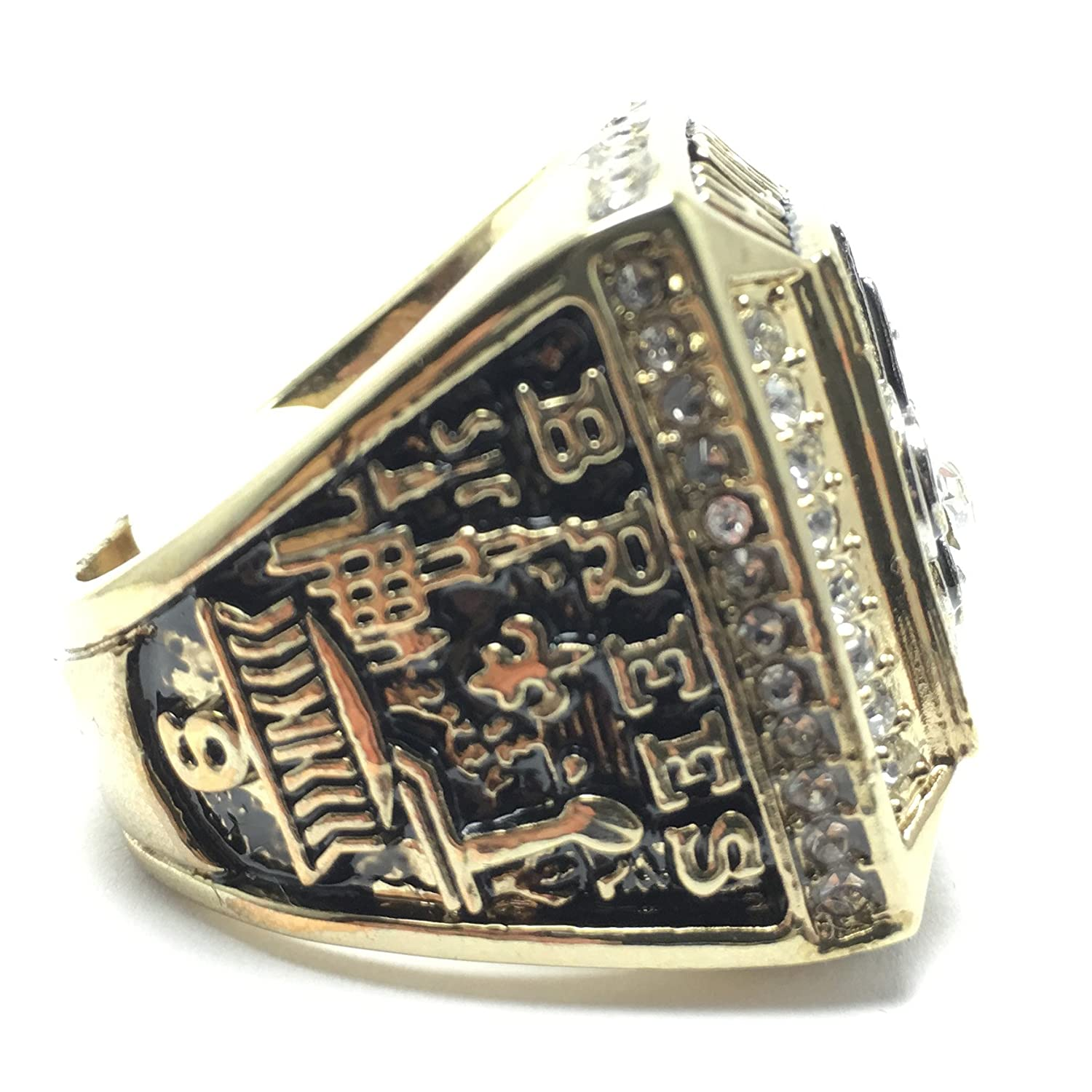 gold native and mens chief american saints the enamel ring head pin rings diamonds indian