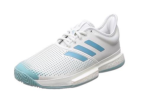 Adidas Femme solecourt Boost Parley Chaussures De Tennis