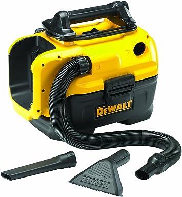 Dewalt DCV582-QW Aspirador sólidos y líquidos con cable o a ...