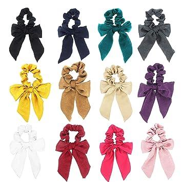 A pack Mixed Hair Ties Elastic Hair Tie Hair Accessories High Quality Hot