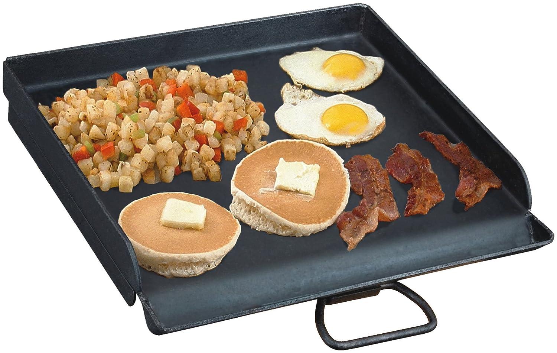 Amazon.com : Camp Chef SG30 Professional Steel Fry Flat Top ...