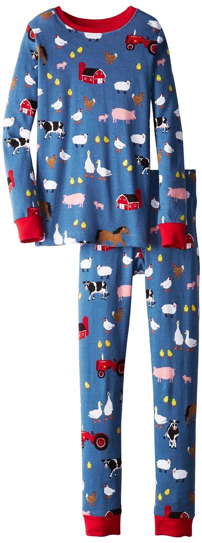 Farmer Jack Hatley Boys 8-20 PJAFAJA007 Hatley Big Boys Pajama Set