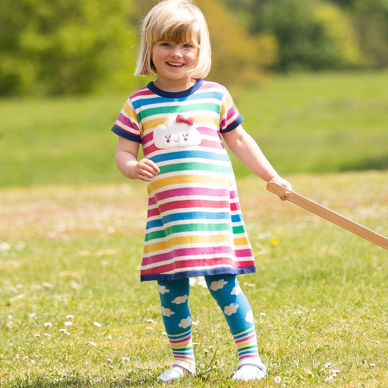 Kite Girls Happy Cloud Tights 0-10 Years Organic